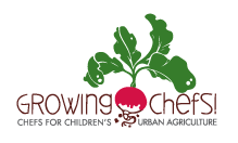 Growing Chefs! Chefs for children's urban agriculture